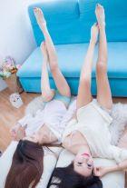 Two sister, girl