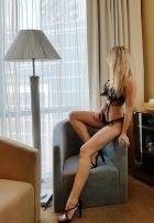 Alla — massage escort from Dubai