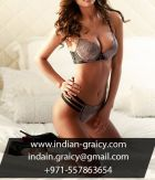 independent Graicy model (Dubai)