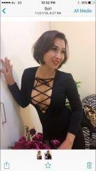 call girl Mina (Dubai)