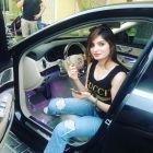 Model Nisha Khan, 0 age