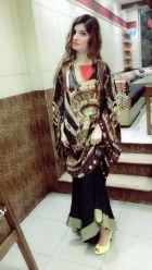 Model Nisha Khan, photo