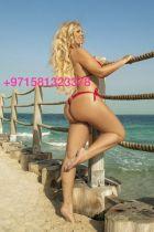female escort Plus Size Model Karina