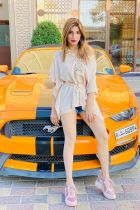 Dubai erotic massage service from Hira VIP Model