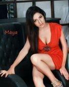 Dubai massage girl Maya Dubai, 168 cm, 46 kg