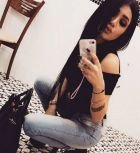Dubai cheap escort sells her body for AED 1200 per hour